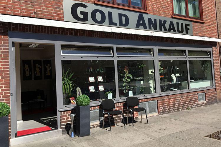 Goldhandel Hamburg