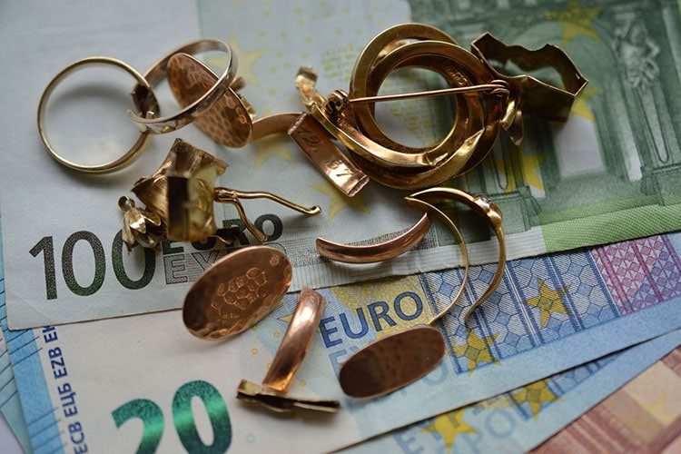 Altgoldpreise aktuell