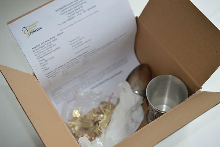 Gold online verkaufen