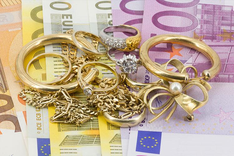 Goldschmuck Ankauf Preis