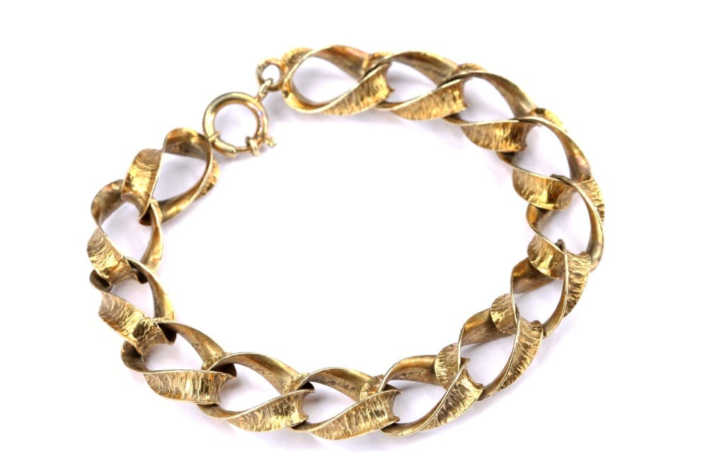 585 Gold Armband 17,72 Gramm