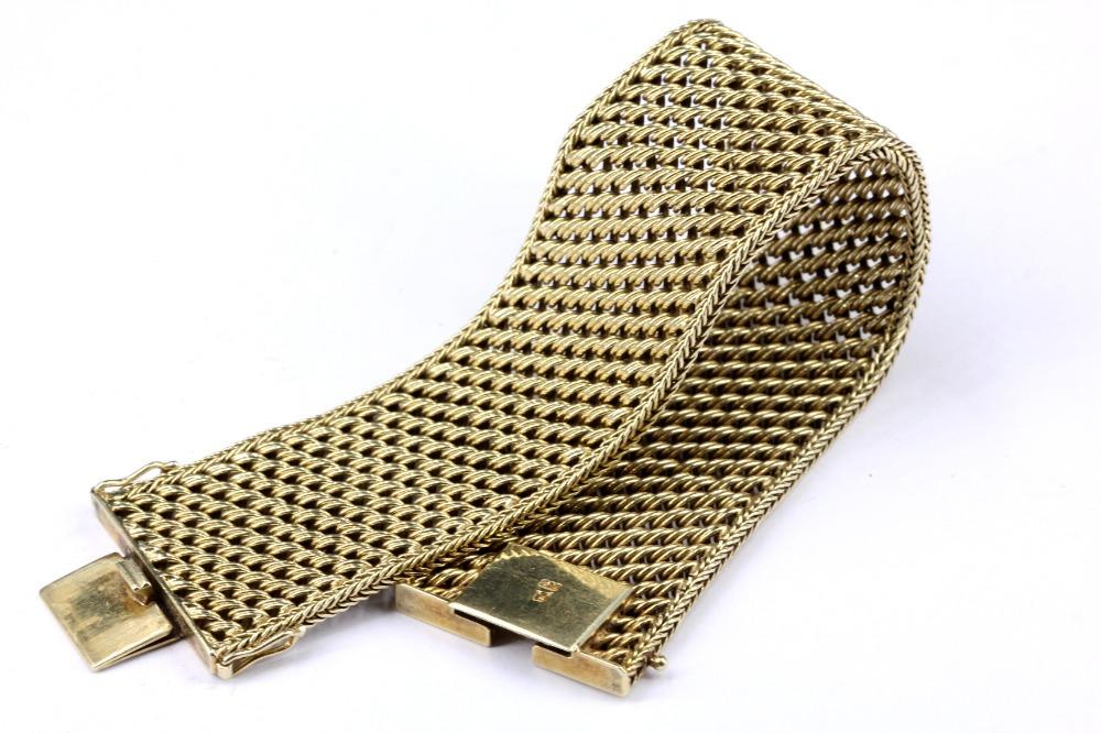 585 Gold Armband 83,31 Gramm