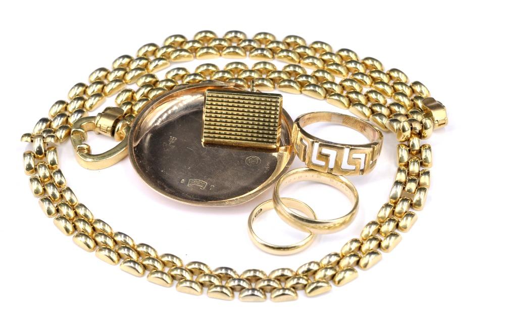 585 Gold Konvolut 73,73 Gramm
