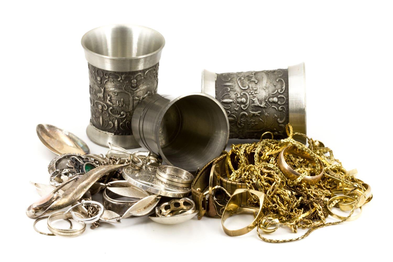 Edelmetallrecycling von Gold, Silber, Platin und Palladium