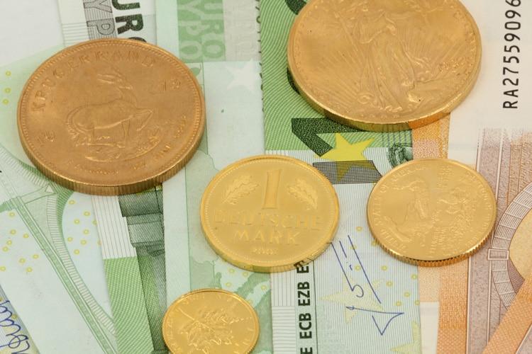 Goldmünzen Wert mit Online Rechner berechnen aktuell