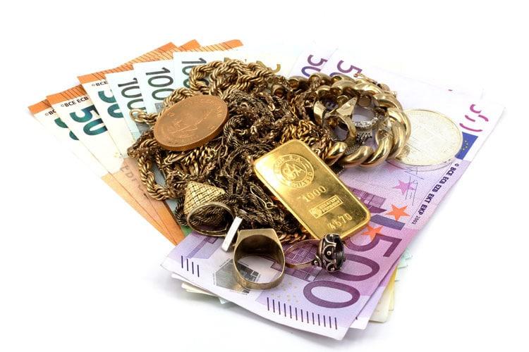 Goldpreis in Euro Ankauf Verkauf
