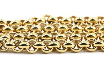 Goldkette 333, 585 und 750 verkaufen