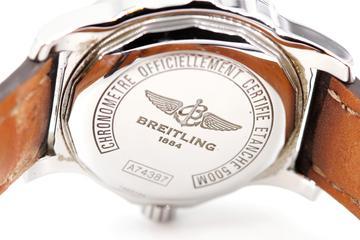 Breitling Colt 44 A74387 Uhrendeckel