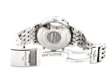 Breitling Navitimer Ref. A21350 Armband und Schließe