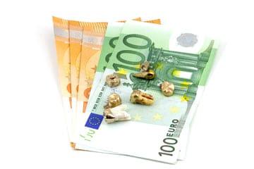 Goldzahn Preis und Wert