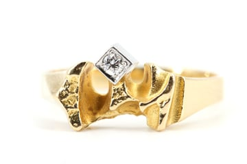 Lapponia Schmuck verkaufen Goldring