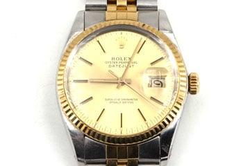 Rolex verkaufen