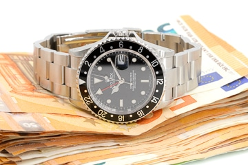 Rolex GMT-Master verkaufen