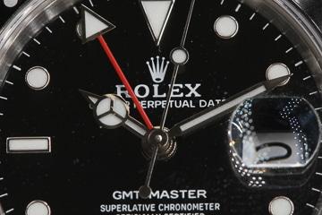 Rolex GMT-Master Zeiger