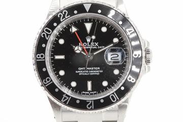 Rolex GMT-Master Ziffernblatt