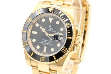 Rolex Submariner Datumsanzeige