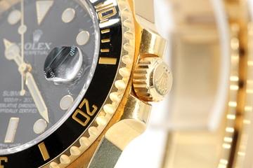 Rolex Submariner Krone