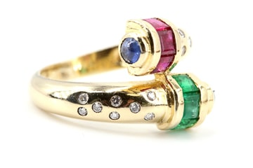 Rubin Ring verkaufen