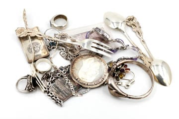 Silber verkaufen