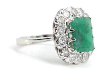 Smaragd Ring Verkaufen
